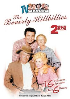 The Beverly Hillbillies   TV Classics Vol. 1 2 Pack DVD, 2002, 2 Disc