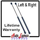 Lift Supports Struts Props Rods Arms   Buick Park Avenue 1997 2005
