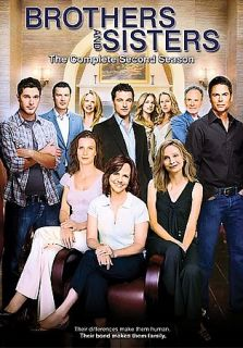 Brothers Sisters   The Complete Second Season DVD, 2008, 5 Disc Set