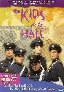 The Kids in the Hall Complete Series Megaset 1989 1994 DVD, 2006, 20