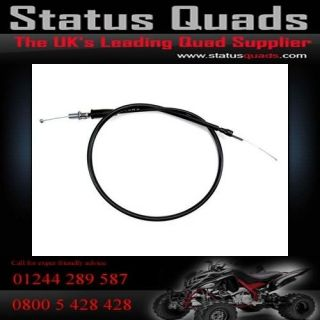 Yamaha YFM 350 BA Bruin 2WD 05 06 Throttle cable quad atv replacement