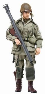 Dragon 1/6 Cyber Hobby 12 WWII US 101st Airborne Paratrooper Jim