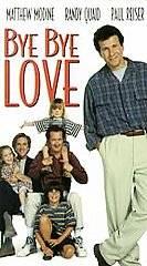 Bye Bye, Love VHS, 1995