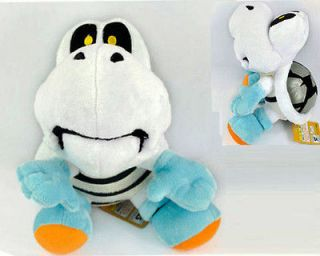 Super Mario Bros Plush Soft Doll Toy   Dry Bones 6 C