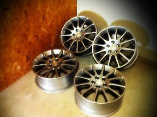 cadillac CTS sport 18 wheels set (factory sport advance package )
