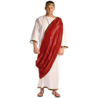 Emperor Adult Mens Roman Caesar or Greek God Halloween Costume Std