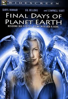 Final Days of Planet Earth DVD, 2006