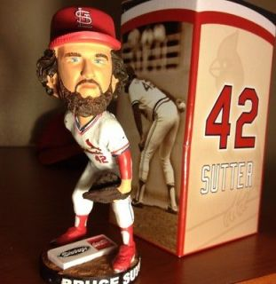 st louis cardinal bobbleheads in Fan Apparel & Souvenirs