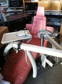 ADEC Dental Examination/Tattoo Piercing Chair w/Delivery Unit Model