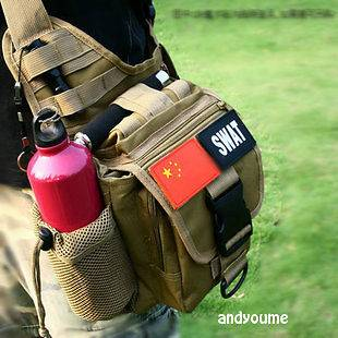 Canvas Multi functional Hike Climbing Fishing Travel Sport Backpack