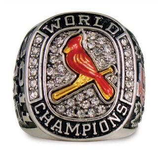 St Louis Cardinals 2011 World Series Replica Ring