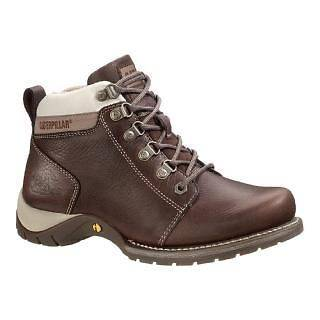 CAT Footwear Womens Carlie Steel Toe Work Boots, 9   R,