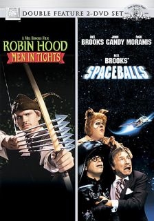 Robin Hood Men in Tights Spaceballs The Movie DVD, 2007, 2 Disc Set