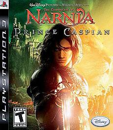 The Chronicles of Narnia Prince Caspian Sony Playstation 3, 2008