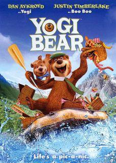 Yogi Bear DVD, 2011