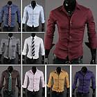 mens casual shirts in Mens Clothing