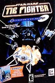 Star Wars TIE Fighter Collectors CD ROM PC, 1995
