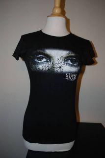 Celine Dion Pop Concert Rock Las Vegas Diva T Shirt L