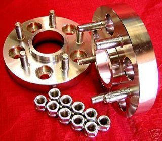 Jeep Hub Centric 5x4.5 WHEELS SPACERS 1.25
