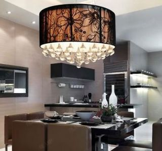 black drum lamp shade in Lamp Shades