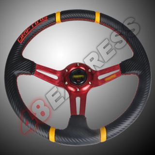 sport steering wheel in Steering Wheels & Horns