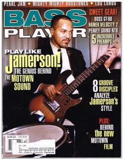 Bass Player Magazine (December 2002) James Jamerson / Pearl Jam / Los