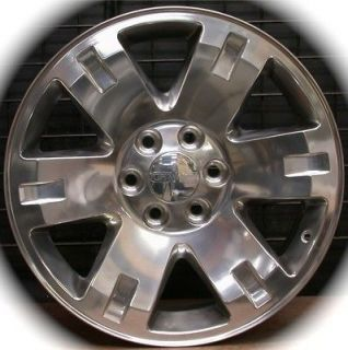 Yukon XL Polished 20 Wheels Rims Chevy Silverado Tahoe Suburban