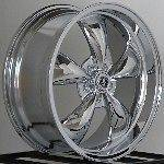 Rims Chrome Chevy Camaro Firebird Trans AM Chevelle Malibu 5x4.75