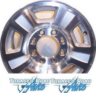 Wheel Rim 2007 2008 2009 2010 GMC Sierra 2500 Chevy Silverado 2500
