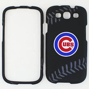 Chicago Cubs Phone Faceplate Hard Cover Case For Samsung GALAXY S3 III