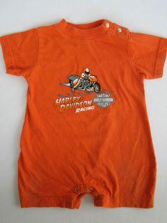 Davidson Kids [ Size 18mo ] T Shirt Motorcycle Bike Summer Childrens