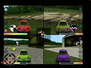 Beetle Adventure Racing Nintendo 64, 1999