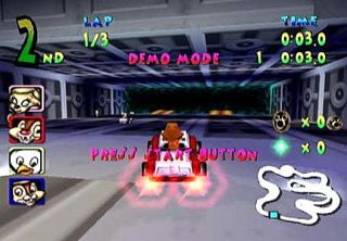Walt Disney World Magical Racing Tour Nintendo Game Boy Color, 2000