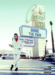 Chris Rock   Bring the Pain DVD, 2002