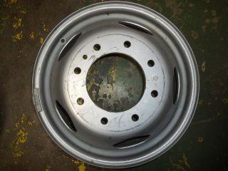 2011 11 Chevrolet Silverado GMC Sierra 3500 Truck Steel Wheel Rim 17