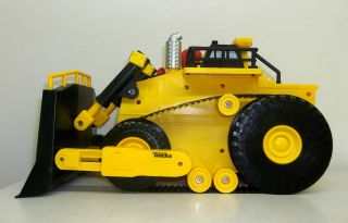 Tonka Strong Arm Bulldozer Truck With Sounds and Sparks. No Box.