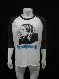 Kurt Cobain NIRVANA NEVERMIND Vintage Jersey T Shirt XL