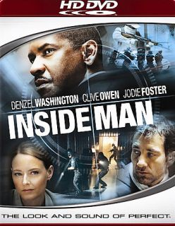 Inside Man HD DVD, 2007