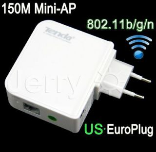 Newly listed Mini Portable 150Mbps WiFi Wireless b/g/n Portable Travel