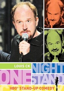 One Night Stand Louis CK DVD, 2006