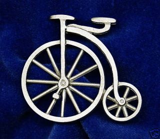 high wheel bicycle in Collectibles