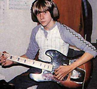 1960s VINTAGE Silvertone Bass ala Kurt Cobain  NIRVANA