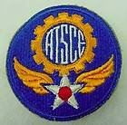 USAAF Army Air Force STERLING AVIATOR WINGS Technical Observer