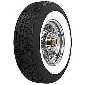 Coker Tire 530310 American Classic Collector Wide Whitewall Radial