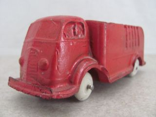 Auburn Rubber Co International Cabover Stake Truck 1937 Red 4.25