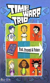 Time Warp Trio   Past, Present Future DVD, 2006