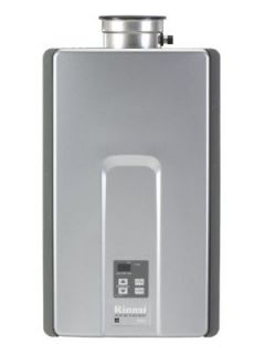 Rinnai RC80i Condensing Tankless Water Heater High Efficiency Indoor