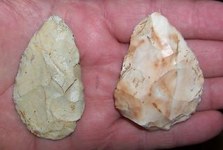 OHIO FIELD GRADE OVAL AUTHENTIC INDIAN ARTIFACTS ARROWHEADS AACA