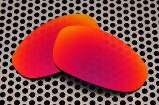 New VL Polarized X Men Ruby Red Lenses for Oakley Juliet Sunglasses