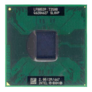Intel Core Duo T2500 2 GHz Dual Core LF80539GF0412MX Processor